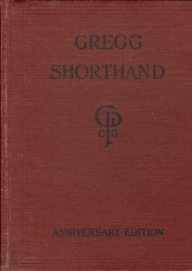 Gregg Shorthand, Anniversary Edition by John Robert Gregg. $2.99. 173 pages. Publication: 1929. Publisher: The Gregg Publishing Co.; Anniversary edition (1929). Hardcover: 173 pages Publisher: The Gregg Publishing Co.; Anniversary edition (1929) Language: English                                                         Show more                               Show less