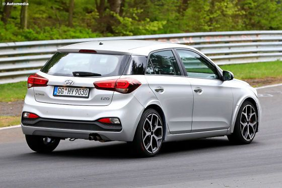 Hyundai I20 N 2020 The Little Brother Of The I30 N New Hot Hatch Hyundai I20 N Hyundai Hot Hatch Kia