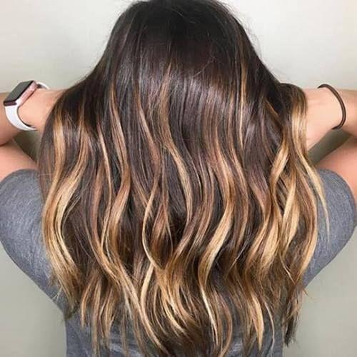 The Best 71 Dark Brown Hair Color Ideas For 2021 Hair Com By L Oreal Hair Color For Black Hair Medium Brown Hair Dark Brown Hair Color