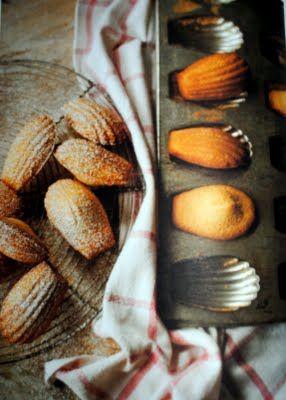 madeleines: Food Friday, Madeline Recipe, Friday Madelines, French Madelines, French Food
