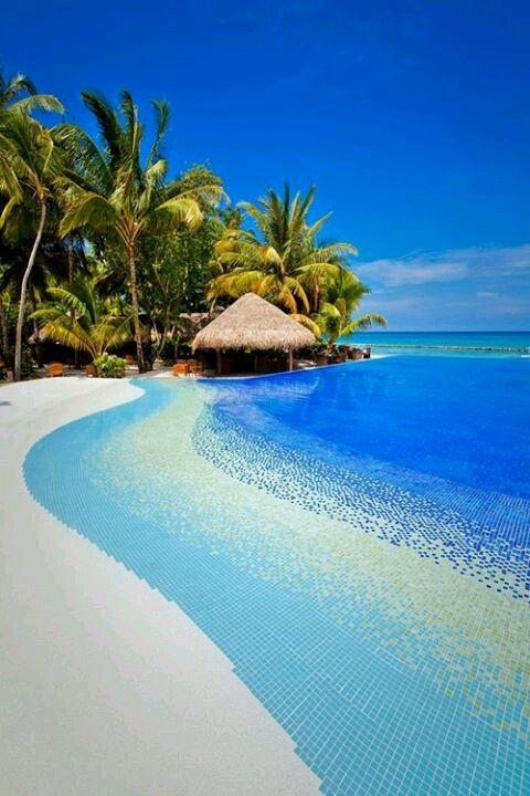Maldives indeed