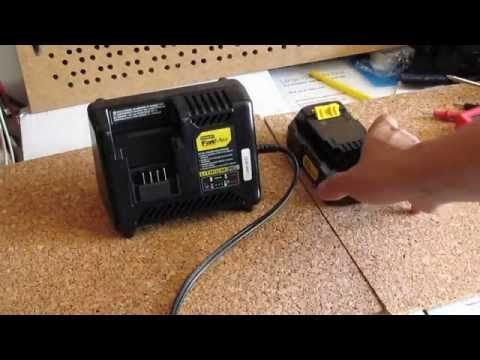 Diy How To Revive A Dead Li Ion Power Tool Battery Youtube Power Tool Battery Power Tool Batteries Laptop Battery