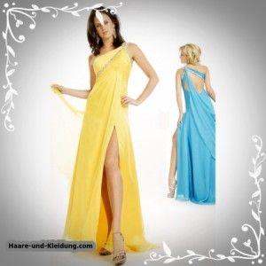 Elegante Lange Kleider 5