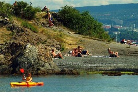 Island hopping in the Oslo Fjord - Boat Trips - Activities - Activities And Attractions - Visitoslo.Com