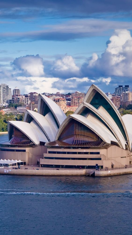 Sydney Opera House Iphone 5 Wallpapers Backgrounds 640 X 1136