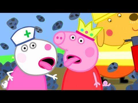 Peppa Pig Official Channel Peppa Pig S Best Friend Suzy Sheep Goes Away Youtube Peppa Pig Wallpaper Peppa Pig Funny Friend Cartoon