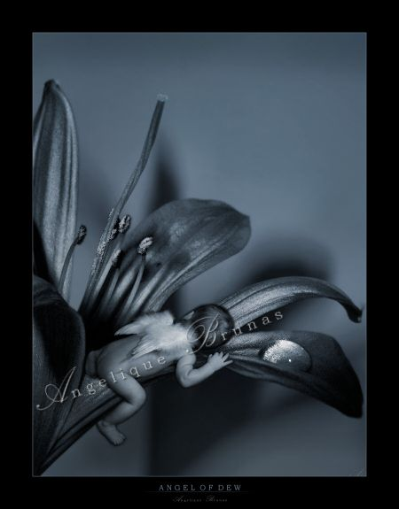 :: Angel of dew :: by Liek on deviantART