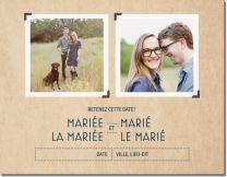 Modèles de Réservez votre journée, Réservez votre journée, Mariage Invitations et faire-part, Invitations et faire-part pour Réservez votre journée, Réservez votre journée, Mariage Page 2   Vistaprint