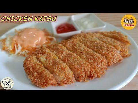 Resep Chicken Katsu Ala Hokben Bikin Dirumah Saja Rasanya Mirip Banget Youtube Di 2020 Makanan Dan Minuman Resep Makanan