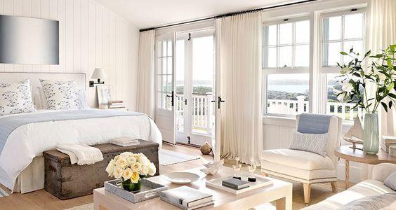 Victoria Hagan's Nantucket Summer Home is to die for.  #beachhouse #beachhome #nantucket - http://coastallifestyle.com.au/victoria-hagans-nantucket-summer-home/ for more beach homes interiors and coastal home inspiration.