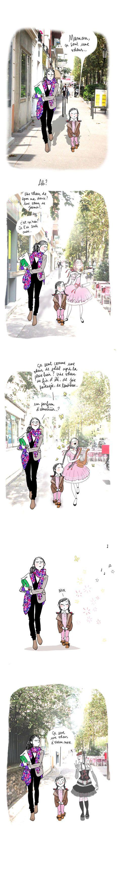 Margaux Motin > Ca valait bien la peine de lui acheter des Petits Poneys et des culottes à fleurs...