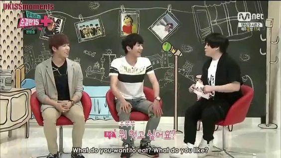 [ENG SUB] 140625 U-KISS Soohyun & Jun on MHJ [1/2]