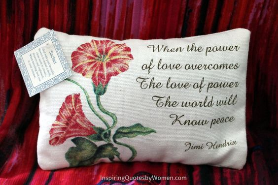 "Lavender Sachet - ""The power of love..."""