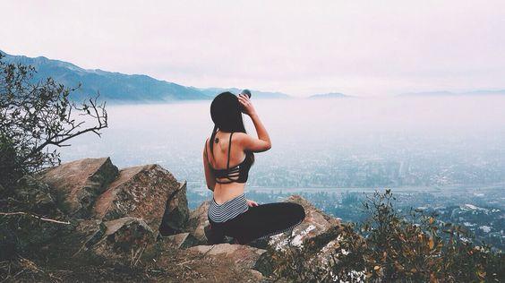 En el cerro :)