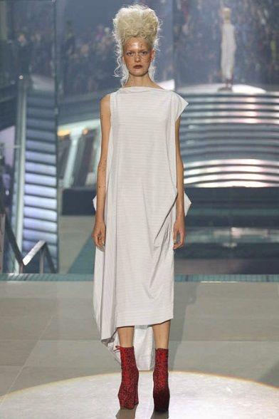 Sfilata Vivienne Westwood #Paris - #Collezioni Primavera Estate 2014 - #Vogue #pfw #ss2014 #VivienneWestwood