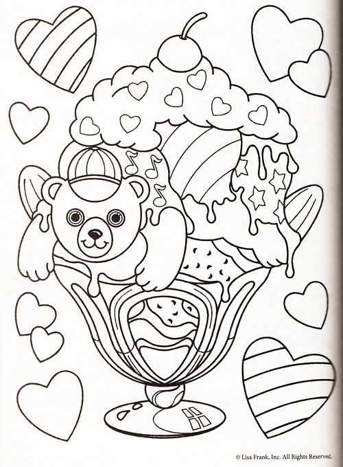 - Get These Lisa Frank Coloring Pages For Your Lovely Kids Unicorn Coloring  Pages, Lisa Frank Coloring Books, Mermaid Coloring Pages