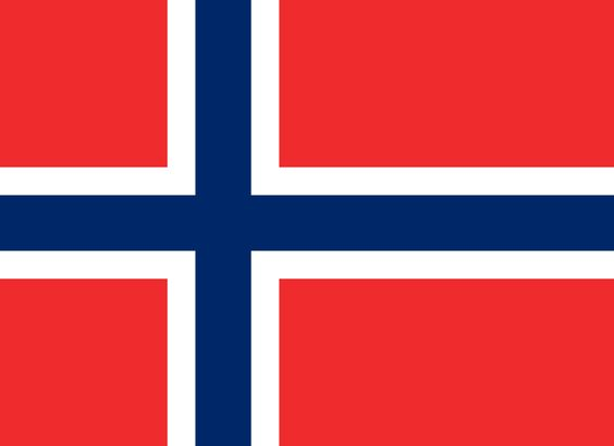 Fichier:Flag of Norway.svg