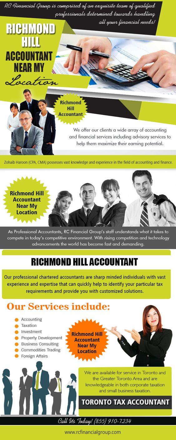 Richmond Hill Accountant Near My location