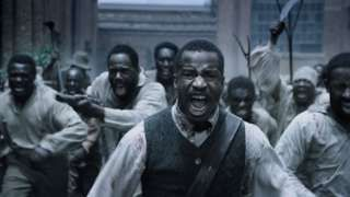 Birth of a Nation gets standing ovation in Toronto - BBC News