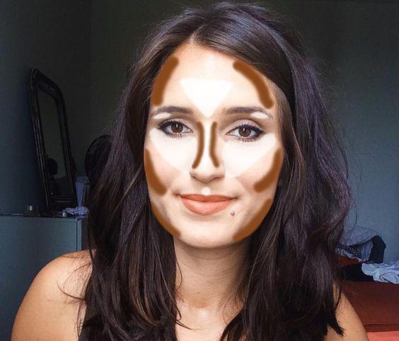 On continue les bases et je reprends cette saga tutoriels pour débutantes avec la fameuse question : comment faire un contouring en maquillage?