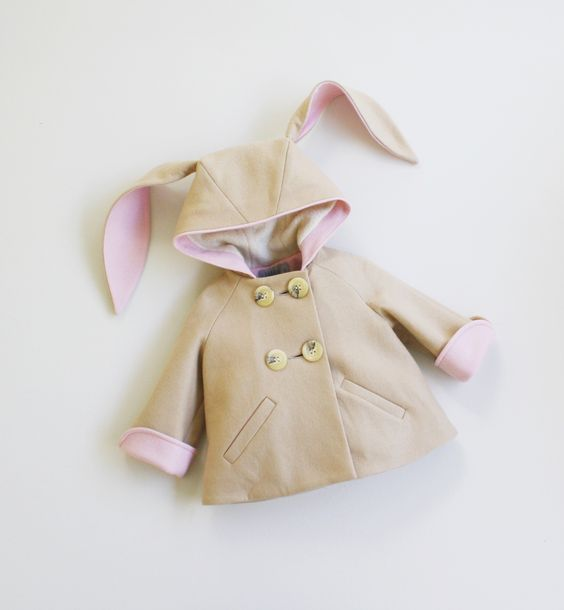 Little Goodall | Luxe Bunny in Cream and Pink
