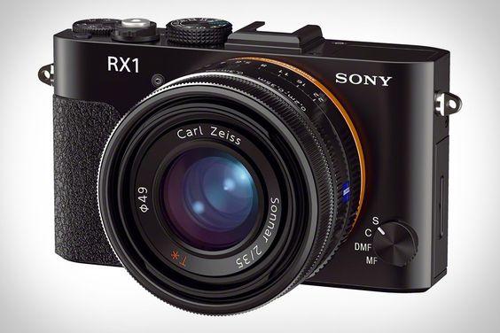 Sony Cyber-Shot DSC-RX1 Camera | Uncrate