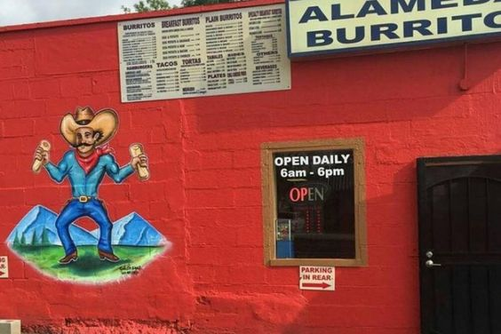 Rate and Comment on Alameda Burrito in Lakewood Colorado - Image by: Alameda Burrito