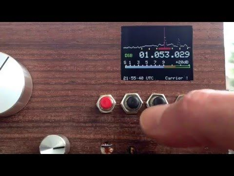 SolderSmoke Daily News: DD4WH's Fantastic Teensy SDR Receiver (Videos)