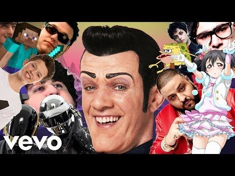 Extreme Meme Music Megamashup Roblox Katy Perry Albums Music Video Song
