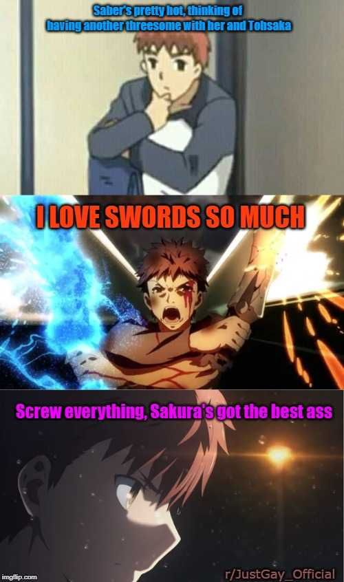 Fate Stay Night Meme