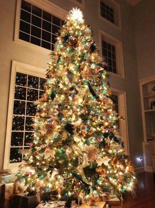 The Christmas Trees Of Houzz Christmas Decorations Christmas