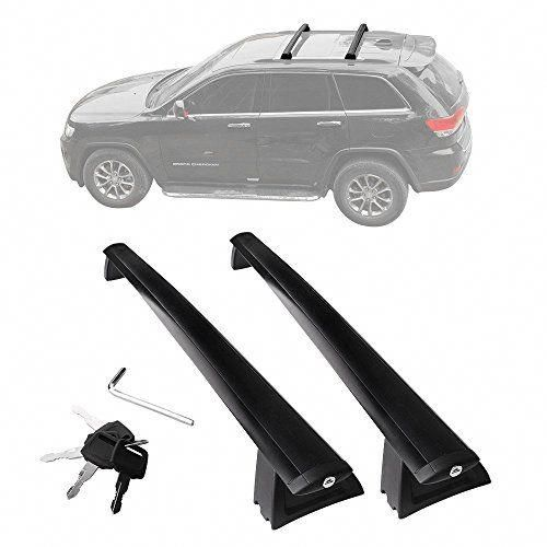 Yitamotor Cross Bars Roof Racks Luggage Racks For 2011 2019 Jeep