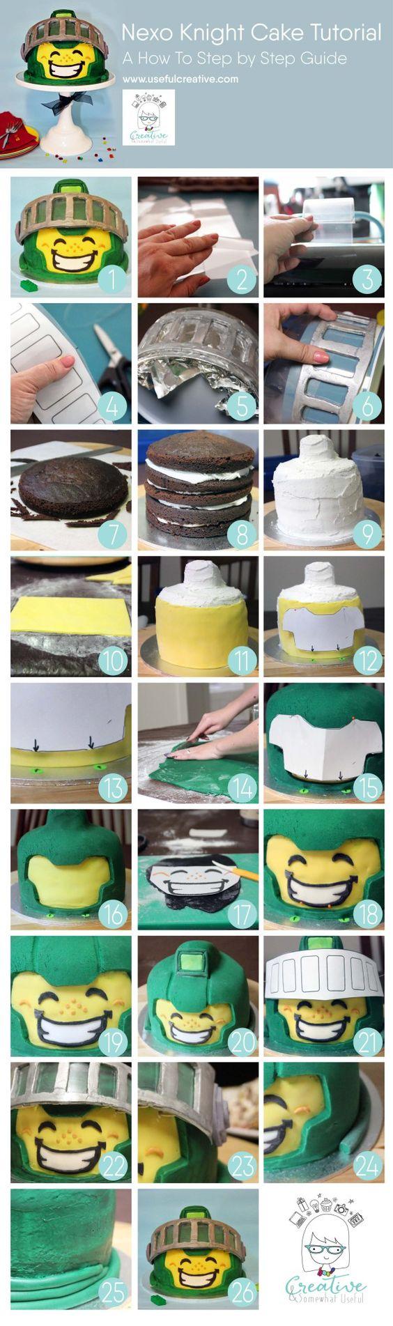 How To Make A D Car Cake
