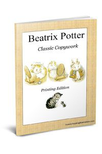 Beatrix Potter Classic Copywork - Blessed Learners