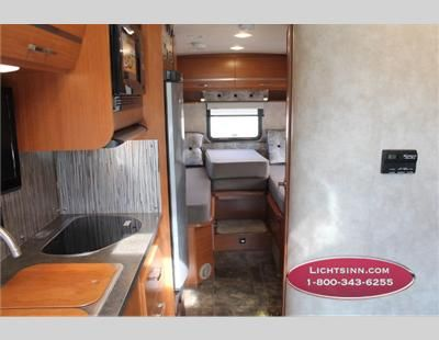 Cool First Impressions Are That The 25foot Winnebago Via Feels Surprisingly Manageable From Behind The Wheel Credit