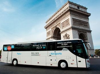 Orly Shuttle Bus - Les cars Air France: