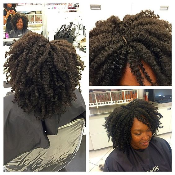 Crochet Braids Knots : braid knot braid hair braids curls crochet afro hairstyles hairstyles ...