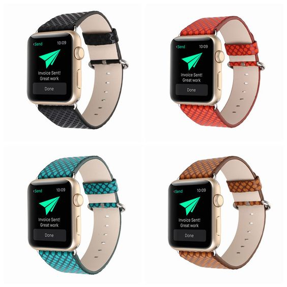 Young Polka Dot Style Bracelet Strap Sport Band For Iwatch Apple Watch 38/42Mm