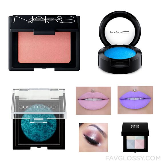 Cosmetics Guide Featuring Nars Cosmetics Blush Mac Cosmetics Eyeshadow Laura Mercier Eyeshadow And Paraben Free Lipstick From September 2016 #beauty #makeup
