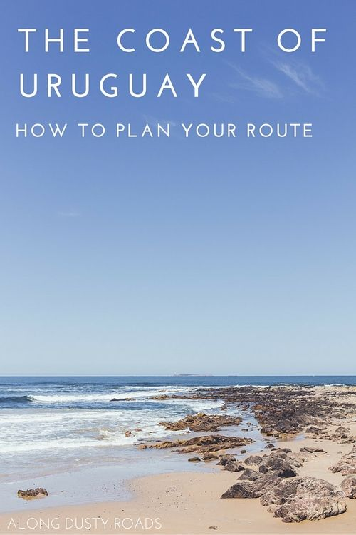 Click on this pin to find out the best beaches, the most beautiful colonial cities and our top tips for planning your route along the Uruguayan coast.