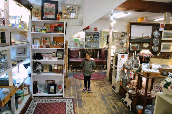 Wayside Antiques Store West Boylston Massachusetts Antique