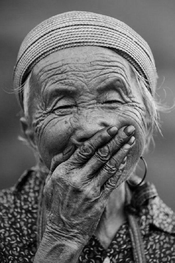 La sonrisa atrayente