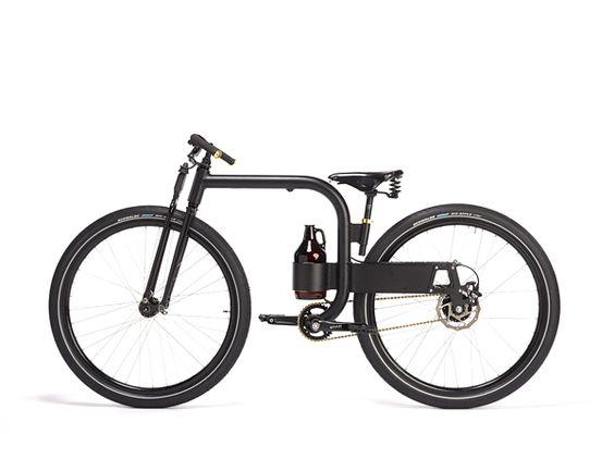 The Growler City Bike by Joey Ruiter