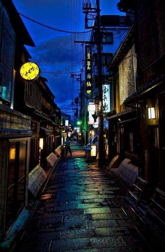 Pin De Antonio Noise En Aesthetic Urban Art Paisaje Japon Japon Cultura Kyoto Japón