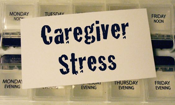 Caregiver Stress: Does Anyone Understand What I'm Going Through?