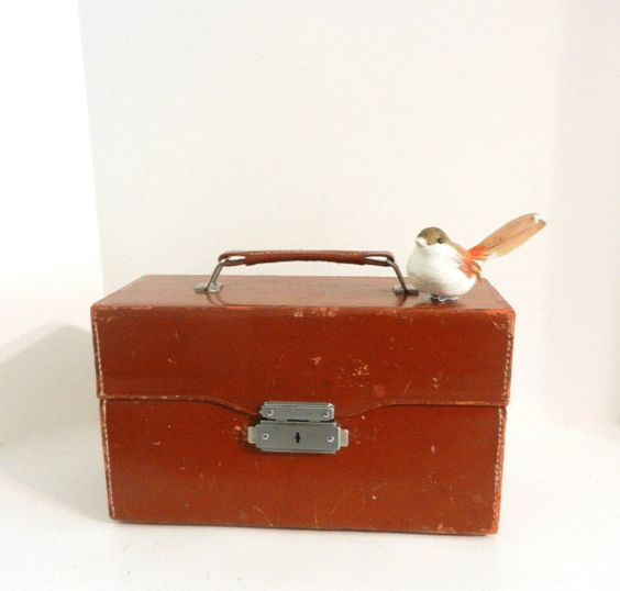 Antique Camera Case Vintage CinéKodak by happenstanceNwhimsy, $15.00