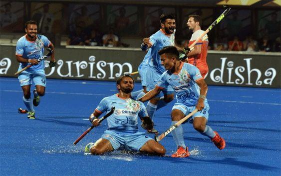 India's achievement in Hockey