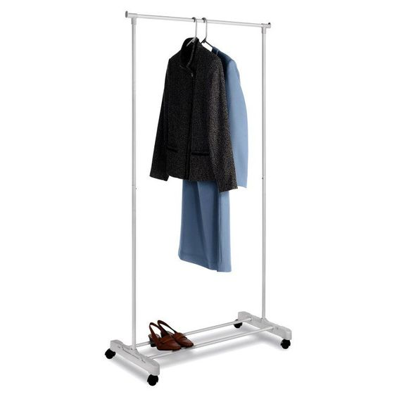 Whitmor Rolling Garment Rack - 2180-4026