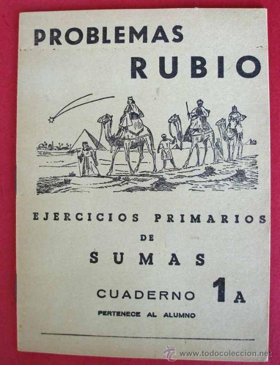Problemas Rubio.: