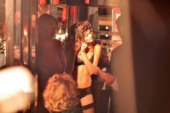 awesome VOGUE ESPANHA | Making Off Edição Dezembro 2012 | Isabeli Fontana, Natasha Poly, Kate Moss e muito mais